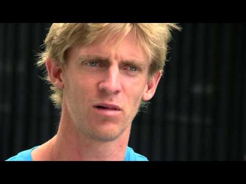 Two Minutes With Kevin Anderson