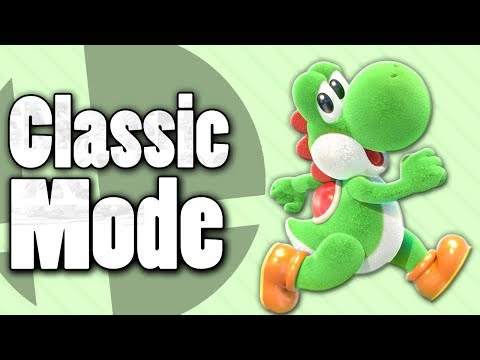 Omnivore of the Year, Yoshi! - Classic Mode (Super Smash Bros. Ultimate) thumbnail