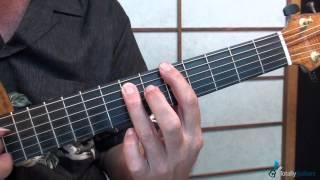 Suffragette City - Guitar Lesson Preview