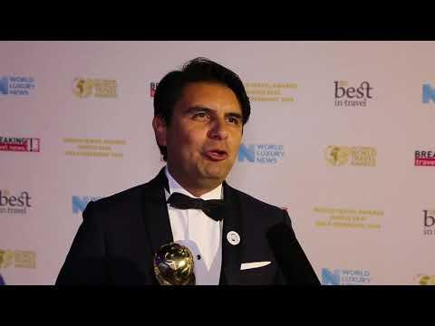 Jesse Vargas, general manager, Ferrari World Abu Dhabi
