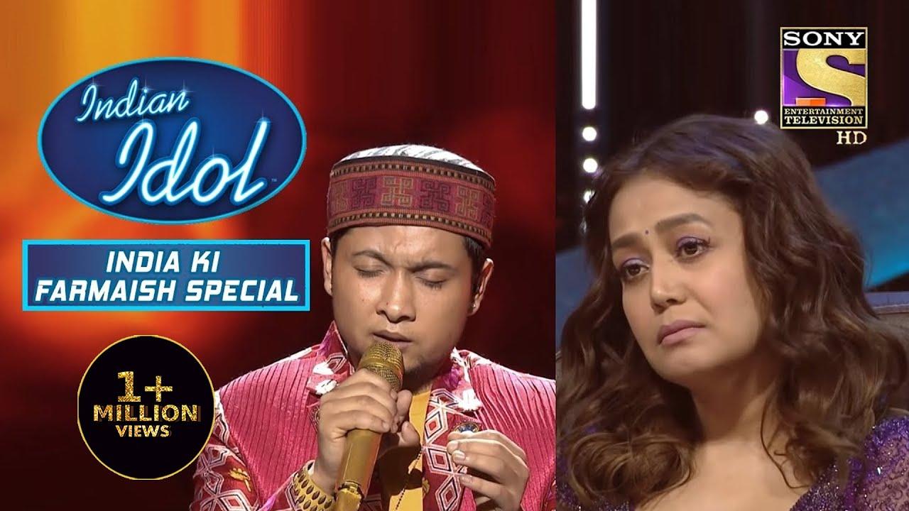 Download Pawandeep की Singing ने Neha को किया Super Emotional Indian Idol Season 12 Bollywood Mix Performance