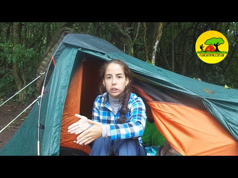 Quechua - TENTE FORCLAZ 2