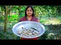 Small Fish Cooking Recipe: Tangra (Bengali) Fish Curry Recipe in Village | Village Food Factory