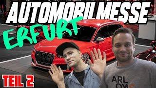 Stahlwerkz - Automobilmesse Erfurt | Teil 2 | Realtalk mit Freunden!