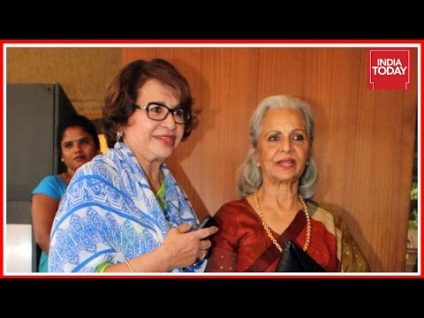 Legends: Rajdeep Sardesai In Conversation With Helen And Waheeda Rehman