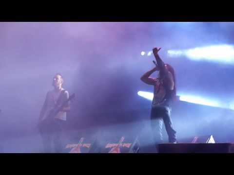 Leo Jiménez - Resurrección (Saratoga) Leyendas del Rock 2016. Jueves 11/8/16