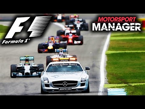 SAFETY CAR LUCK! DRIVER'S HOUSE ON FIRE?! | F1 Motorsport Manager PC
