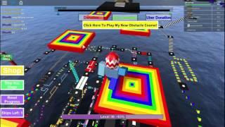 Permet de jouer ROBLOX Partie 8 Mega Fun Obby 365-403