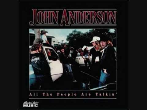 John Anderson  Black Sheep