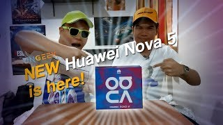 Flagship Specs without the Flagship Price! Huawei Nova 5T Unboxing