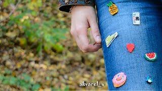 #77 by AkVaReLь Ю) Нашивки прямым плетением