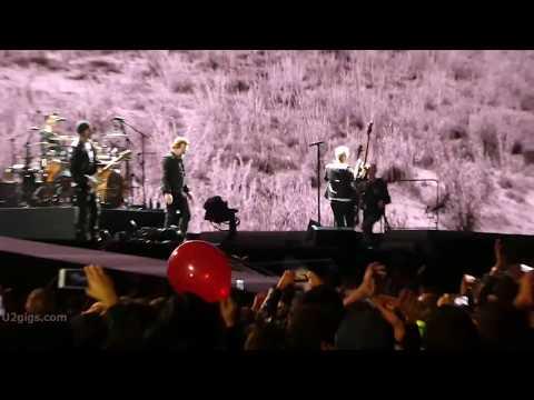 U2 I Still Haven't Found What I'm Looking For, Bogota 2017-10-07 - U2gigs.com