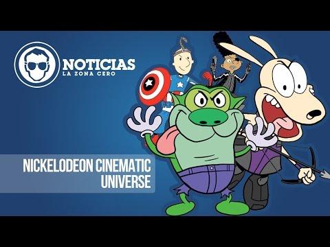 Nickelodeon Cinematic Universe | NOTICIAS LA ZONA CERO