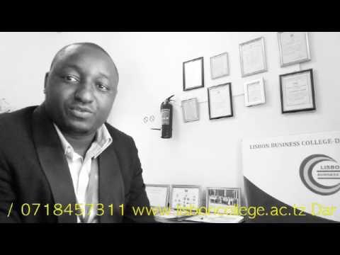 wote mnakaribishwa LISBON BUSINESS COLLEGE