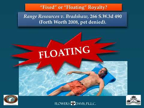 2016 10 Mineral or Royalty Fixed or Floating
