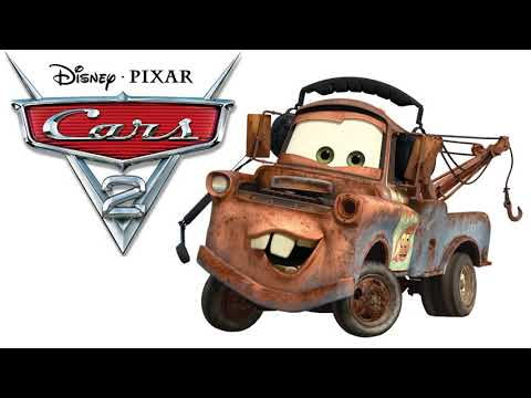 Disney Pixar Cars 2 Video Game Mater Voice Clip |