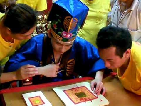 1st night @ Woodlands Guang Xiao Shan Tua Pek Kong Temple 3.May.2008
