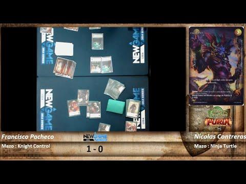 Final Sexta fecha Liga NewGame - Mitos y Leyendas - MyL