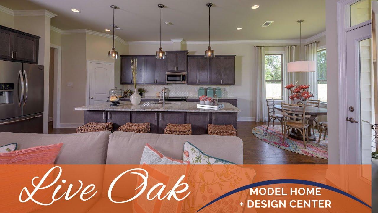 Sunrise Homes Live Oak Model Home Design Center Virtual Tour