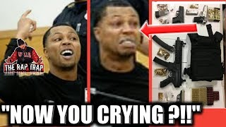 Sebastian Telfair CRIES & BEGS Judge after being SENTENCED to 3yrs!!