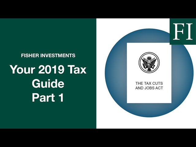 What You Need to Know About Individual Income Tax Changes | Part 1 | Fisher Investments [NEW]
