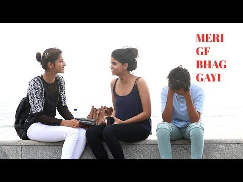 Meri GF Bhag Gayi Part 2 | SRK | Oye It's Prank