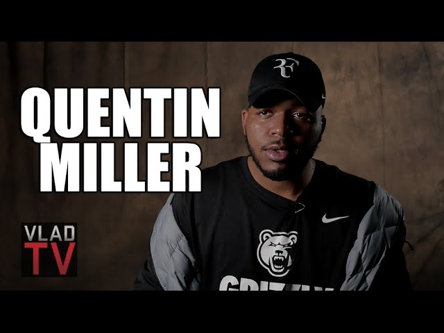 Quentin Miller Says The Drake & Meek Mill Beef is Annoying