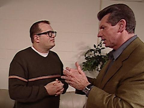 Hall of Fame: Mr. McMahon and Trish Stratus talk Drew Carey