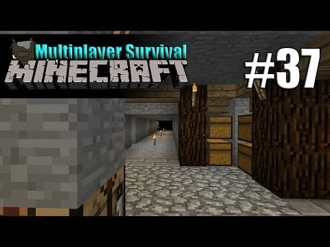 Minecraft Multiplayer Survival - Episode 37 - The Strip Mine