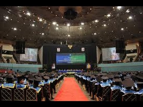 Plenary Hall, Jakarta Convention Center