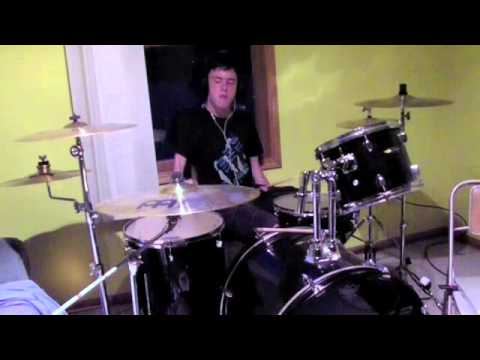 Twenty One Pilots-The Run and Go Drum Cover