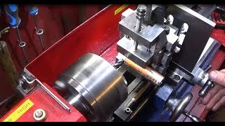 The Best Milling Set-Up For The Chinese Mini Lathe