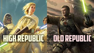High Republic VS Old Republic | What is the Difference?