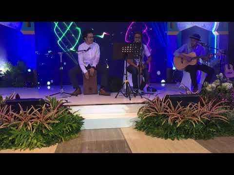 Bismillah - Opick (live Cover) By SAMEDRA Akustik ISLAMIC TOURISM EXPO 2017 @kotakasablanka