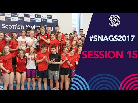 Day 5 l Scottish National Age Group Championships 2017