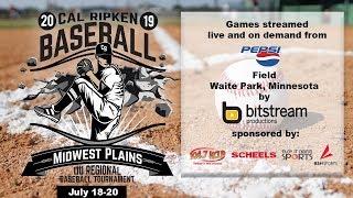 2019 Midwest Plains 11 U Regional Tournament-CHAMPIONSHIP GAME