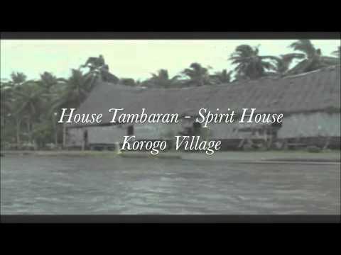 Papua New Guinea, Sepik River Trip, Oceanic and Tribal Art, Video
