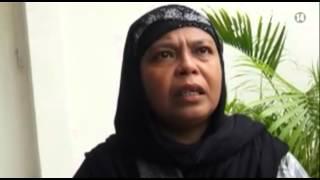 VTC14_Cô gái Indonesia trở về sau 10 năm bị sóng thần cuốn ra biển