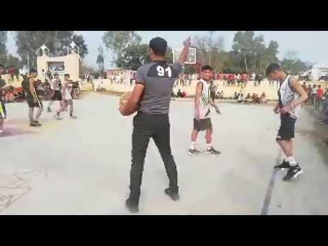 गंगाटेहरी v/s जींद बास्केटबॉल लाइव मैच
