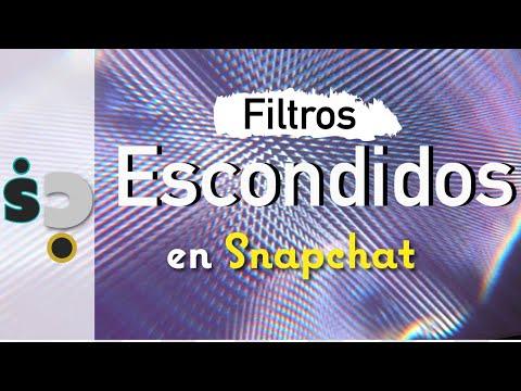 Snapchat: Filtros Ocultos (2019)