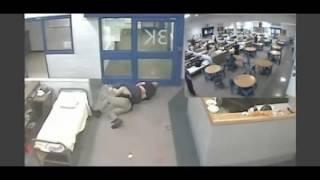 Clark County Detention Center surveillance video