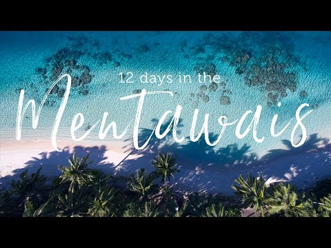 12 days in the Mentawai Islands