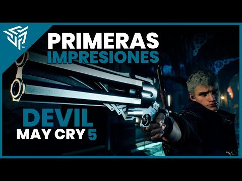 PRIMERAS IMPRESIONES DEVIL MAY CRY 5 | PureGaming thumbnail