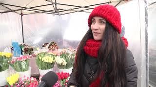 2021-03-04 г. Брест. Как организовать продажу цветов легально - советы. Новости на Буг-ТВ. #бугтв