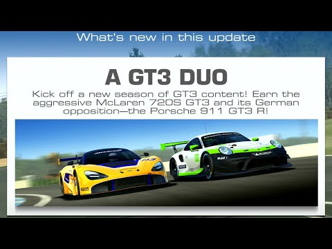 Real Racing 3 Update 8.4 - 12 May 2020