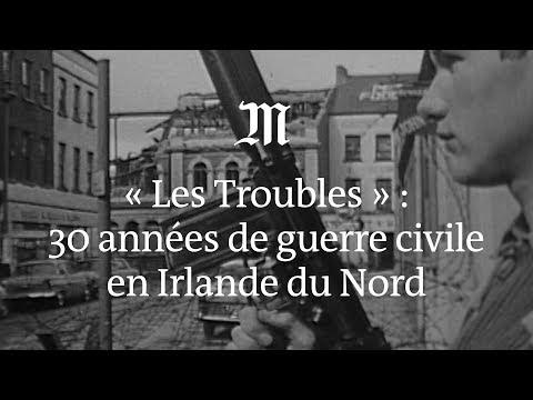 Comprendre 30ans de guerre civile en Irlande du Nord