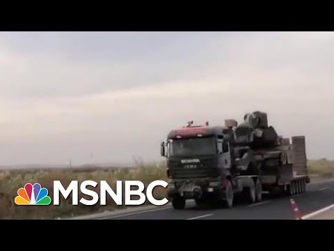 What Do Turkey's Attacks In Syria Mean For ISIS Prisoners? | Velshi & Ruhle | MSNBC