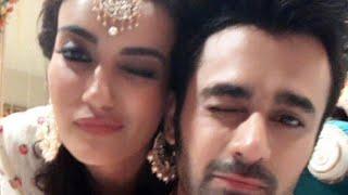 Naagin 3-Surbhi Jyoti and Pearl V Puri Latest Masti-19 May 2018 thumbnail