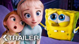 Die Besten ANIMATIONS & FAMILIEN Filme 2020 (Trailer German Deutsch)