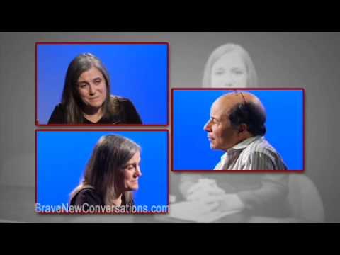 Robert Greenwald Brave New Conversations  Amy Goodman